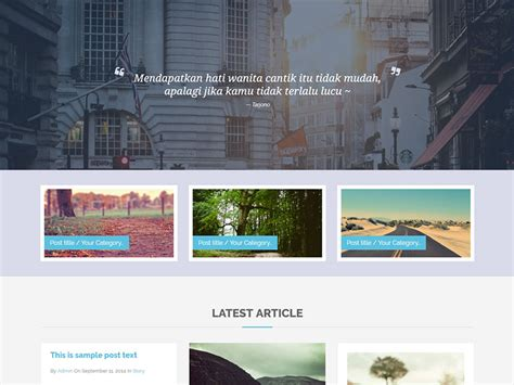 15 best boostrap templates for blog websites freemium 15 best boostrap templates for blog websites freemium