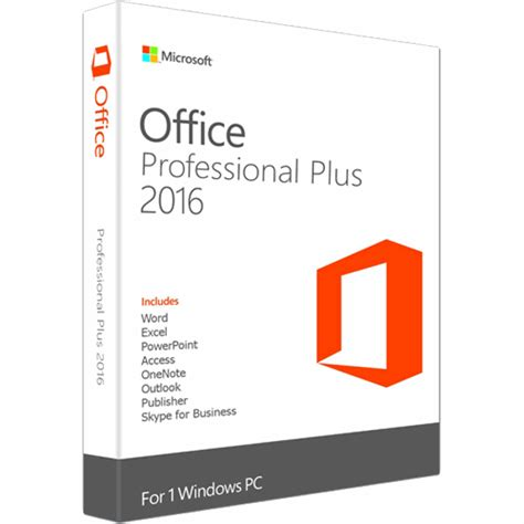 Microsoft Office Pro buy genuine microsoft office professional plus 2016