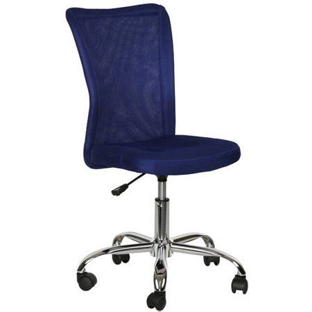 white desk chair walmart mainstays desk chair colors walmart com