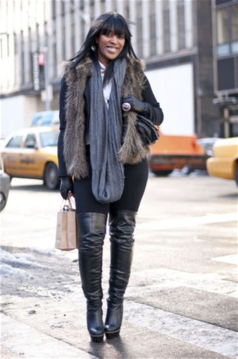 fashion bomb 101 how to wear thigh high boots fashion