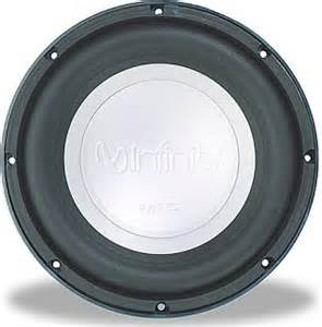 Infinity Subwoofer Infinity Kappa 12 Vq 12 Quot 1600w 4 Ohm Subwoofer At