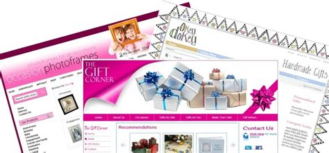 gift shop websites cornish webservices