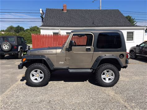 Jeep Wrangler For Sale In Maine Jeep Wrangler For Sale Maine Carsforsale