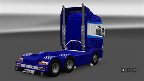 scania rs rjl robert herk skin 2 ets 2 mods