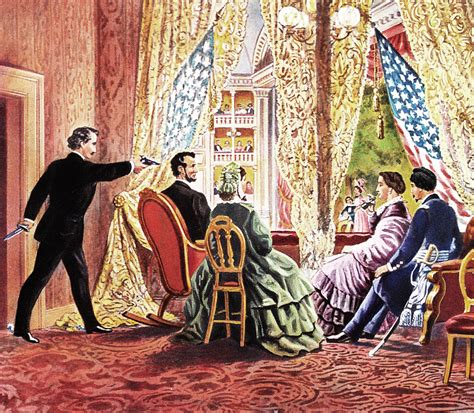 president lincoln assassinated discovering something new president lincoln was