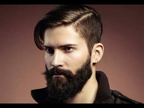 Coolest Hairstyles For Guys 2017 by 10 Coolest Beards Hairstyles For 2017 2018 Stylish