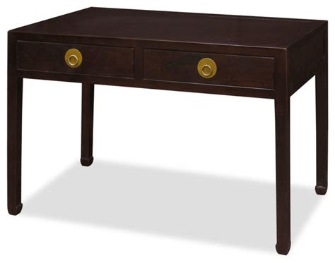 japanese style desk elmwood ming style desk asian desks and hutches by