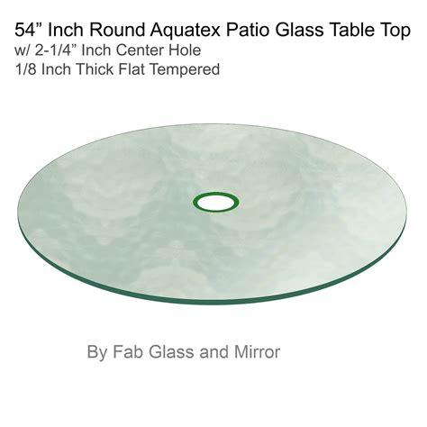 patio table 2 1 4 aquatex patio glass table top 1 8 quot flat