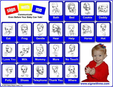 Baby Signs A Baby Speaking With Sign Language Board Book 301 moved permanently