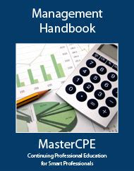 Handbook Of Information Management management handbook cpa cpe course