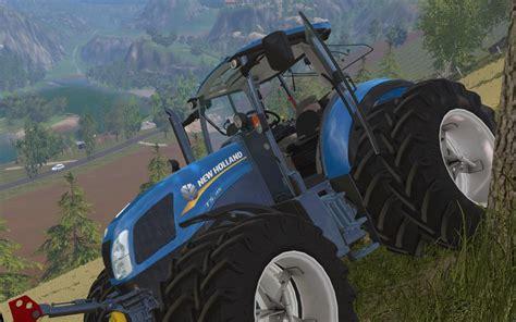 Modern Ls by New T5 95 V1 0 For Ls 2015 Farming Simulator 2015 15 Mod