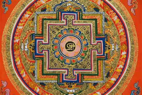 mandala pattern history free images pattern monk circle nepal tibet art