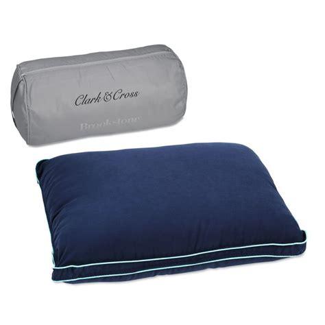 brookstone biosense memory foam travel pillow sorry this