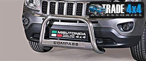 Jeep Compass Bullbar Isuzu D Max A Bar Front Bull Bar 2012 On D Max Front Bar