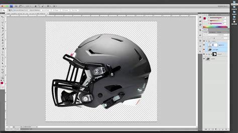 helmet design psd how to make a psd helmet mockup youtube