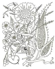 coloring page for adults coloring page az coloring pages
