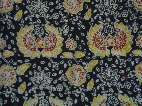 Batik Jambi i l h a m ir s motif batik jambi