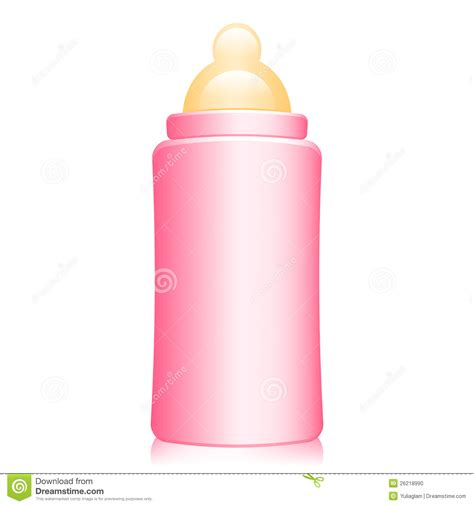 Pink Baby Bottle Clipart pink baby bottle clipart clipart suggest