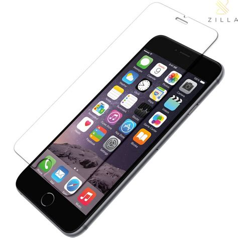 Tempered Glass Curved Edge For Iphone 6 6s zilla 2 5d tempered glass curved edge 9h 0 26mm for iphone 6 6s plus jakartanotebook