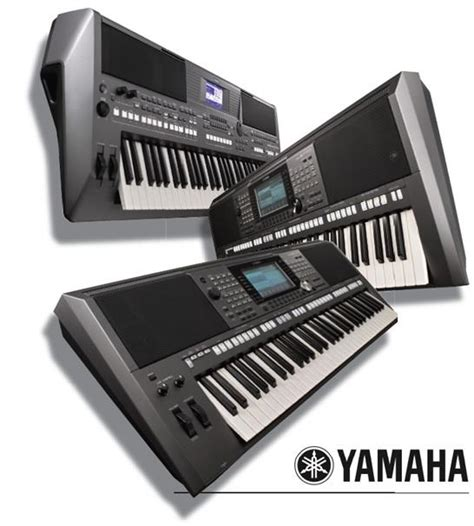 Yamaha Psr S770 Arranger yamaha psr s770 61 key arranger workstation