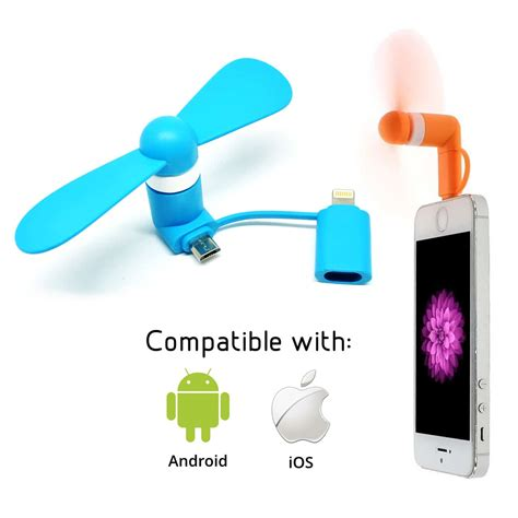 usb fan for phone advantary usb mini phone fan patma international