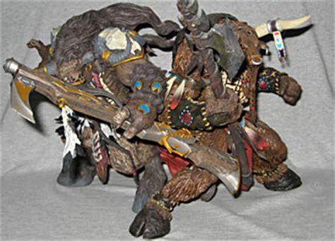 03844 Figure Warcraft Figure Korg Highmountain oafe world of warcraft korg highmountain tauren