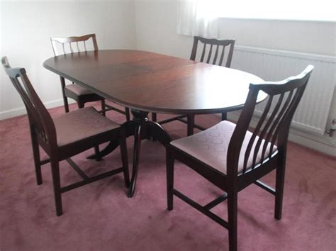 stag dining table for sale in uk view 69 bargains