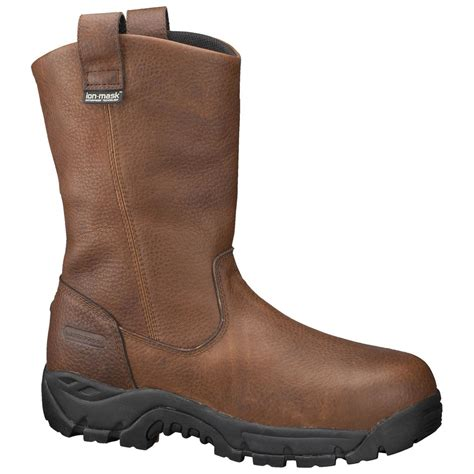 magnum 174 s work pro ultra wpi composite toe boots