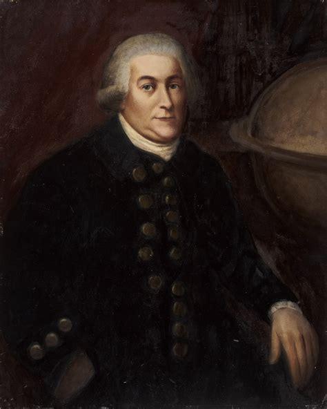 Portrait of Commander George Vancouver, R.N., ca 1796