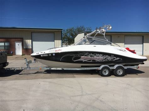 sea doo jet boat craigslist sea doo new and used boats for sale in wi