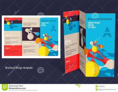 vector brochure flyer design layout template stock vector