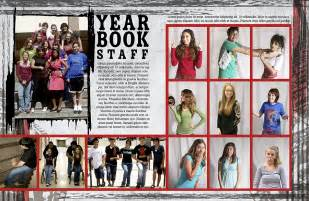 stuck in the middle yearbook filler pages pictavo