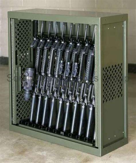 weapon racks rifle pistol weapon racks long arm weapon cabinets images