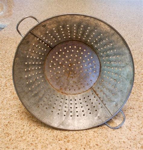 Colander Light Fixture For Sale Colander Light Fixture For Sale 11 Best Images About Collanders Vintage On Set Of Copper And