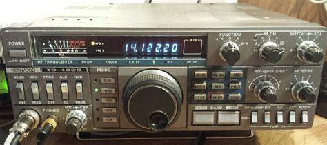 Kenwood Ts430s kenwood ts 430s w4xxv my radio adventures