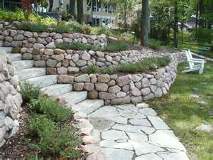 How Much Are Manufactured Homes retaining walls and outcroppings treetops landscape