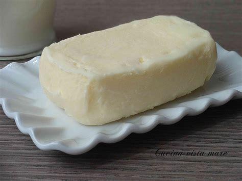 come fare il burro in casa burro fatto in casa