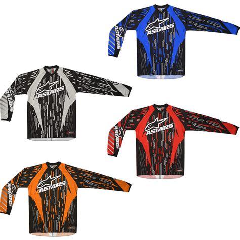 junior motocross bikes for sale alpinestars 2012 youth racer mx shirt motocross kids