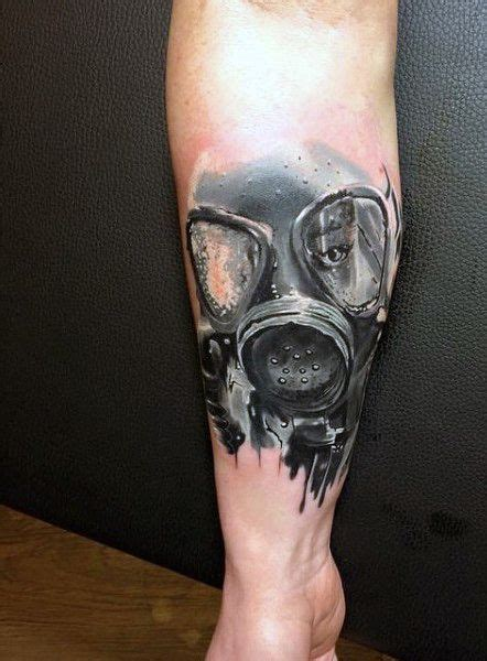 100 gas mask tattoos for men youtube 100 gas mask designs for breath of fresh