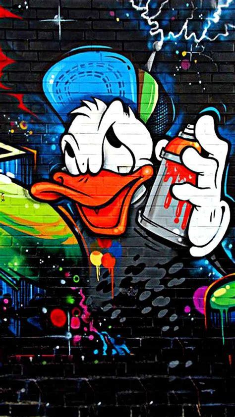 graffiti donald wallpaper  azr    zedge