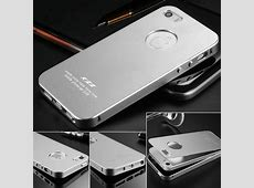 Ultrathin Aluminum Case For iPhone 5 5S SE 2 IN 1 Phone ... Iphone 5s Back Cover