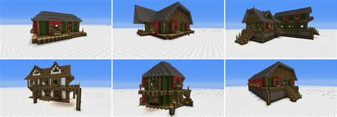 Design Rules For Building A Home Bar by Tavern Design Bundle Minecraft Project