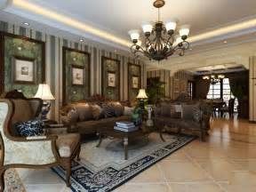 luxury classic living room design classic living room 04 by murataral on deviantart
