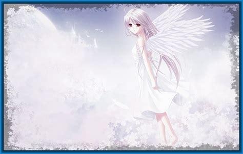 imagenes para fondo de pantalla angeles descargar y ver fondos de escritorio de anime imagenes