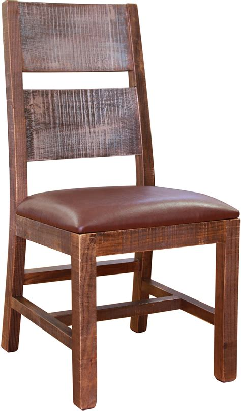 Pine Dining Room Chairs Pine 5 Dining Set Rustic Antique Rc Willey Furniture Store