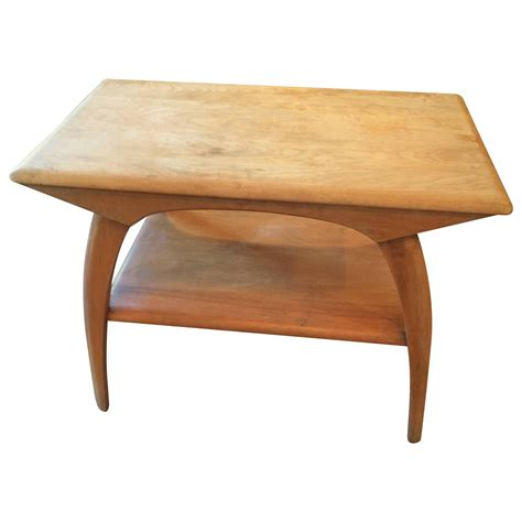 heywood wakefield side or end table for sale at 1stdibs