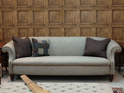 Tetrad Sofa Bed by Bowmore Midi Sofa From The Harris Tweed Collection