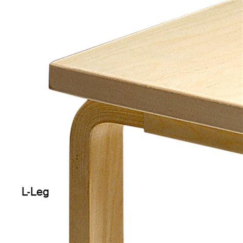 45 Leg L by Artek Alvar Aalto 90c Table 28 3 Quot Height Artek Alvar