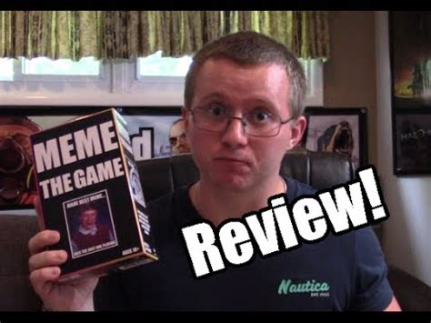 The Game Meme - meme the game review youtube