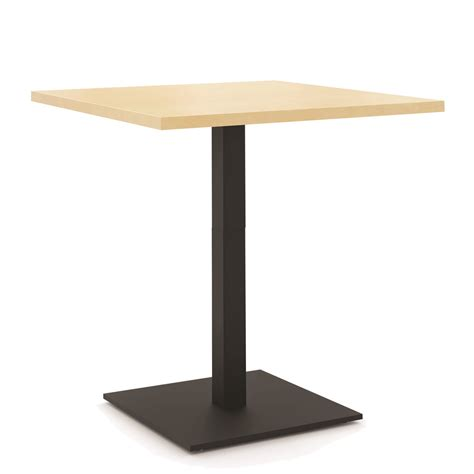 table base for table 7700 series square table base
